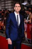 Matthew Lewis Asked Gigolo For Help As He Researched Stage Role