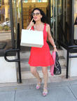 Lourdes Munguía at Beverly Hills