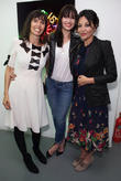 Zoe Grace, Daisy Lowe and Pearl Lowe
