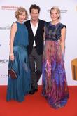 Gesine Cukrowski, Oliver Mommsen and Tanja Wedhorn