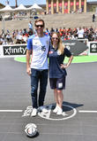 Heather Mitts and Jimmy Conrad