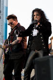 Johnny Depp Kept Divorce Drama From Bandmate Alice Cooper