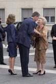 King Felipe Vi Of Spain, Queen Letizia Of Spain and Princess Beatrix Of The Netherlands