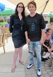 Norah Lawlor and Jonathan Cheban