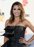 Newlywed Eva Longoria Adds Blonde Tones To Hair