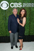 Cbs, Ceo Leslie Moonves (l) and Julie Chen