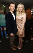 Matthew Williamson and Fearne Cotton