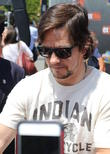 Mark Wahlberg at Universal Studios