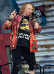 Axl Rose Demands Google Remove 'Fat Pictures'