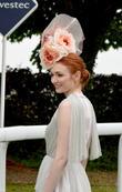 Eleanor Tomlinson at Epsom Downs Racecourse