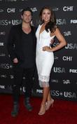 Daniel Booko and Miss Usa 2014 Nia Sanchez