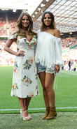 Vicky Pattison and Rochelle Humes