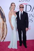 Rosie Huntington-whiteley and Michael Kors