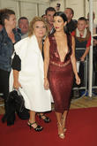 Kourtney Kardashian Photobombed By Jennifer Saunders