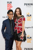 James Wan and Ingrid Bisu