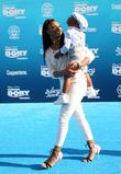 Tamar Braxton and Logan Vincent Herbert