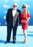 John Ratzenberger and Julie Blichfeldt