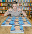 Caspar Lee at Books And Books-gables