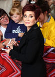 Sharon Osbourne Supports Estranged Husband Ozzy At Download Festival