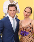 Michael Doyle and Amy Ryan