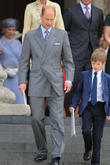 Prince Edward, James and Viscount Severn