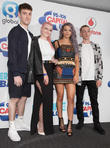 Grace Chatto, Louisa Johnson, Clean Bandit, Neil Amin-smith, Jack Patterson and Luke Patterson