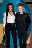 Winnie Harlow and Conor Maynard