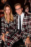 Emma Lou Connolly and Oliver Proudlock
