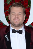 James Corden Performs With The Backstreet Boys