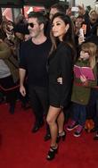 Simon Cowell Makes Awkward Lewis Hamilton Joke In Front Of Nicole Scherzinger