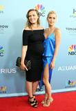 Claire Holt and Michaela Mcmanus
