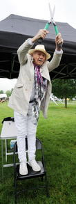 Sir Ian Mckellan at Woodstock