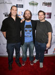 Brandon Johnson, Brett Johnson and Blake Johnson