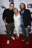 Darren Lynn Bousman, Susan Davis and Brett Johnson