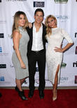 Danielle De Gregory, Mike C. Manning and Cassie Scerbo