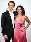 Christopher Gorham and Ariel Lopez