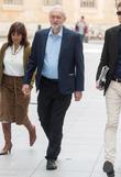 Jeremy Corbyn, Seumas Milne and Laura Alvarez