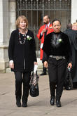 Harriet Harman and Oona King