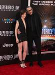 Charlotte Gainsbourg and Jeff Goldblum