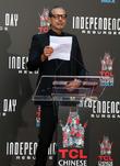 Jeff Goldblum, Roland Emmerich and Jeff Goldblum at Tcl Chinese Theater Imax