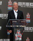Roland Emmerich, Roland Emmerich and Jeff Goldblum at Tcl Chinese Theater Imax