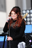 James Corden Joins Meghan Trainor Onstage For Duet