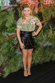 Chloe Grace Moretz Honoured At Film Festival