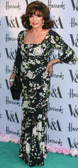 Joan Collins Denies Biopic Reports