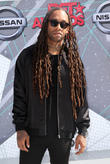 Ty Dolla $ign and Morris Chestnut at Microsoft Theater