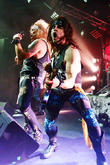 Michael Starr and Satchel