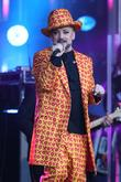 Boy George Defends New U.s. First Lady From Fashion Critics