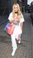 Rita Ora Hospitalised For Exhaustion After 'Tough' Day