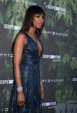 Naomi Campbell at Serpentine Gallery, Kensington Gardens, and Serpentine Gallery