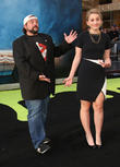 Kevin Smith and Jennifer Schwalbach Smith